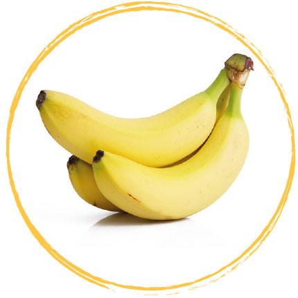 Purée de banane