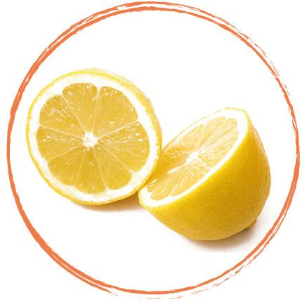 Citron jaune (zestes)